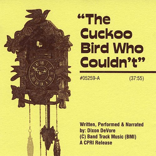 The Cuckoo Bird Who Couldn't