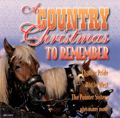 Country Christmas To Remember Vol