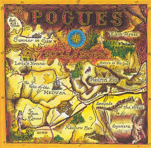 Hell S Ditch The Pogues Songs Reviews Credits Allmusic