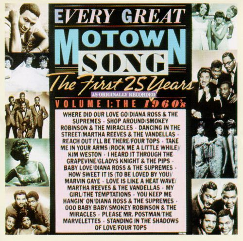 Top 25 Motown Songs