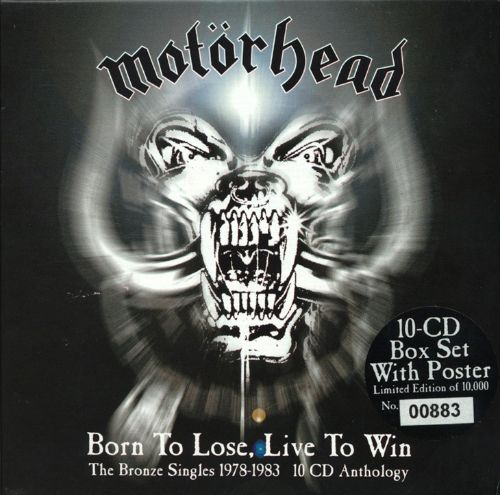Born to Lose, Live to Win