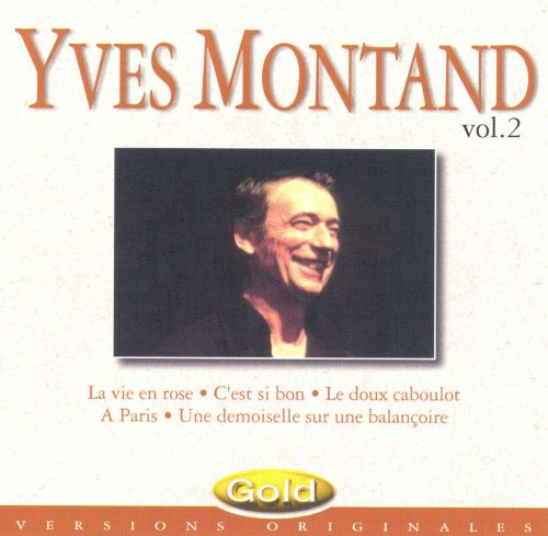 Yves Montand, Vol. 2