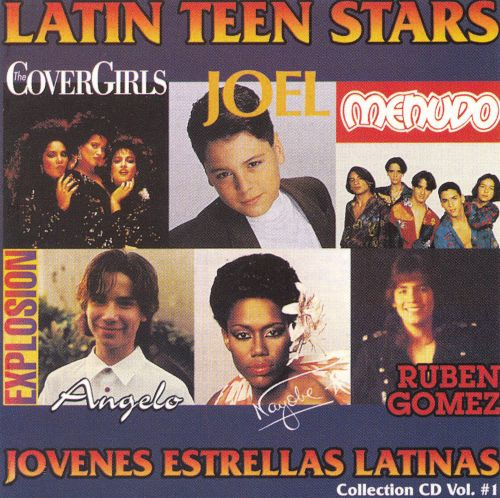 Latin Teen Stars, Vol.1