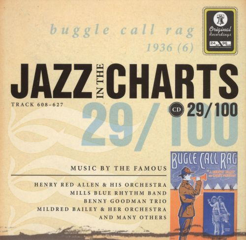 Jazz in the Charts, Vol. 29: Buggle Call Rag 1936