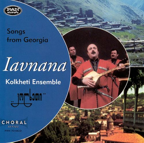 Iavnana: Songs from Georgia