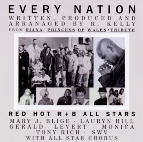 Every Nation: Red Hot R+B All Stars