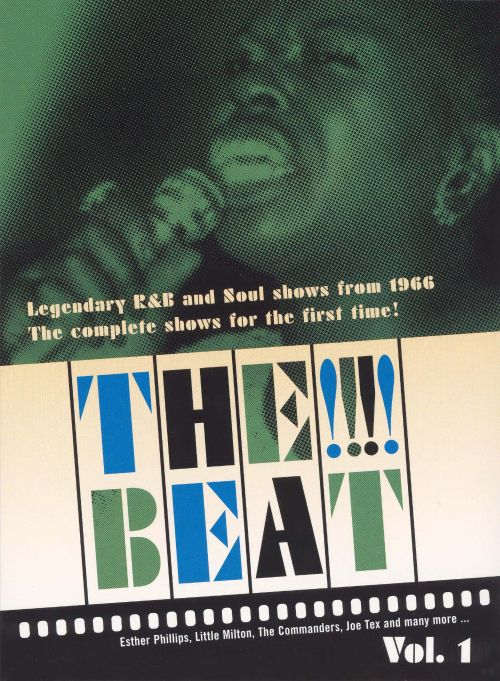 The !!!! Beat: Legendary R&B and Soul Shows from 1966, Vol. 1 [DVD]