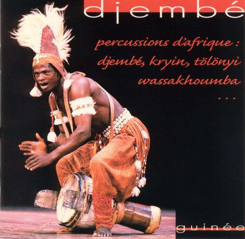 Djembe: African Percussions