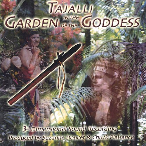 Garden of the Goddess: Native Flute and Nature Sounds from Hawaii