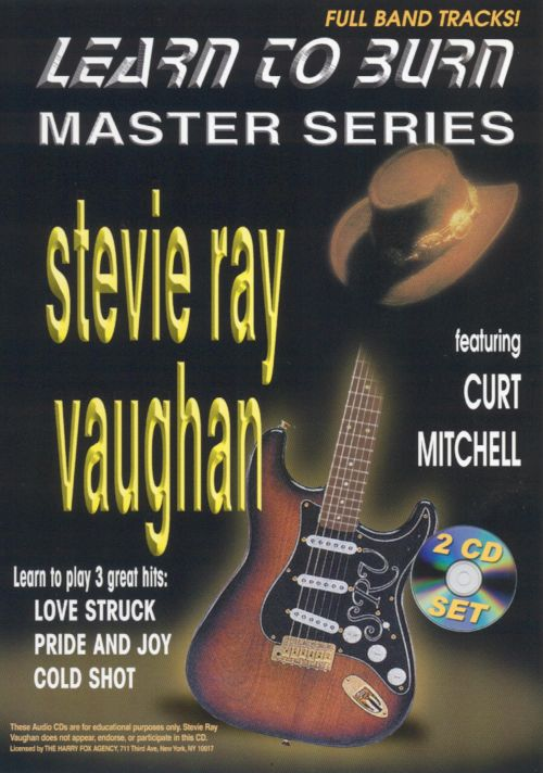 Learn to Burn: Stevie Ray Vaughan