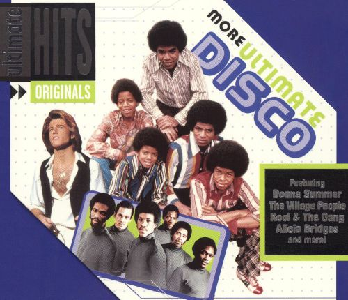Ultimate Hits: More Ultimate Disco