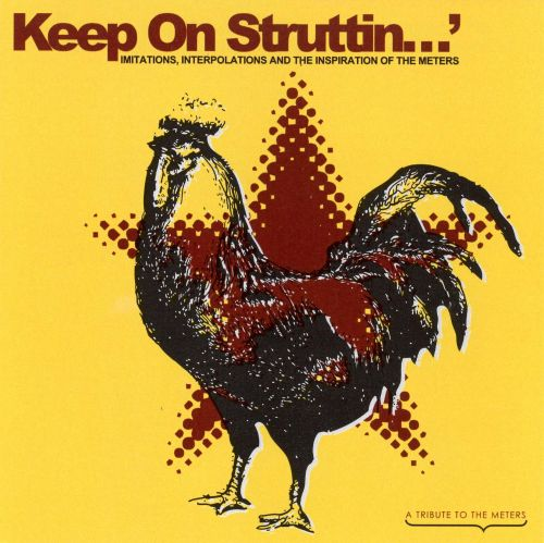 Keep on Struttin': Imitations, Interpolations and the Inspiration of the Meters