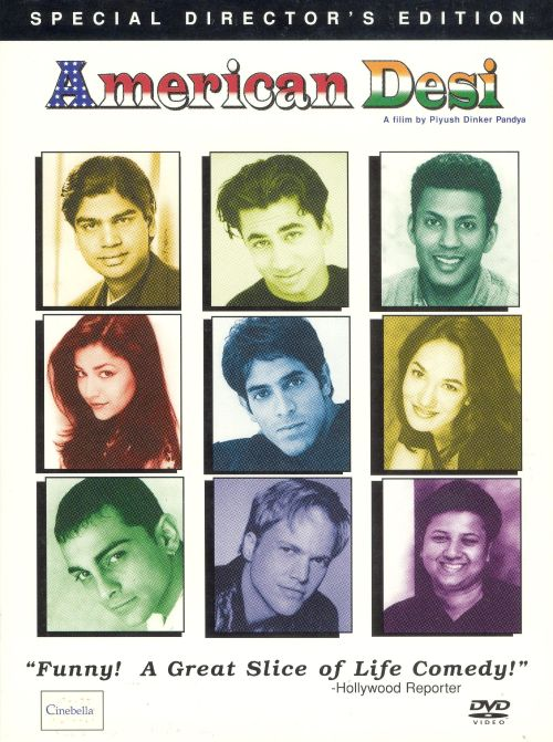 American Desi [DVD/CD]