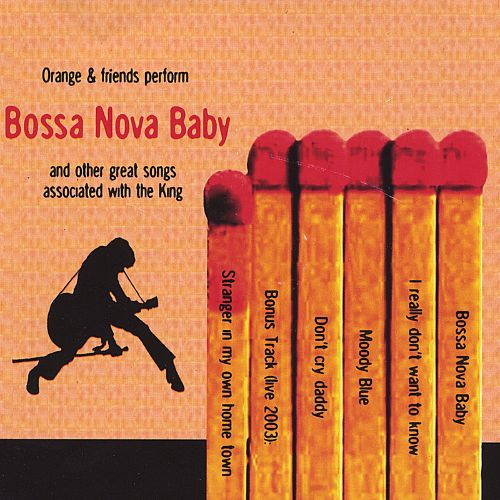 Perform Bossa Nova Baby and Other Great Songs Associated With the King