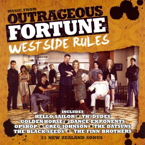 Music From Outrageous Fortune: Westside Rules