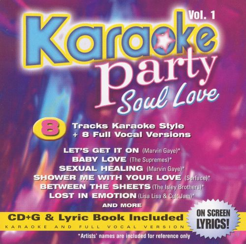 Karaoke Party: Soul Love, Vol. 1