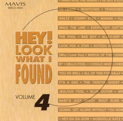 Hey! Look What I Found, Vol. 4