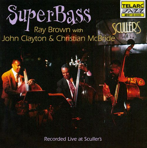 Image result for ray brown super bass