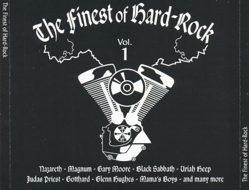 The Finest of Hard-Rock, Vol. 1