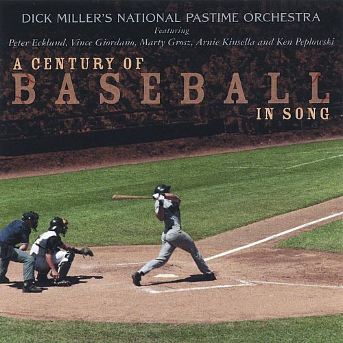 A Century of Baseball in Song
