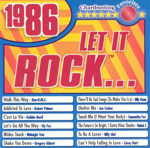 let it rock 1986 various artists songs reviews credits allmusic. Black Bedroom Furniture Sets. Home Design Ideas