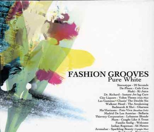 Fashion Grooves: Pure Black/White