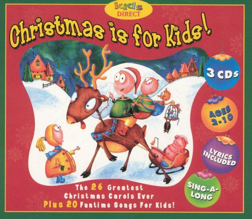 Christmas Is for Kids [Direct Source] - Various Artists | Songs ...