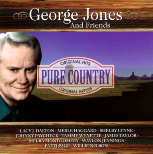 Pure Country: George Jones & Friends