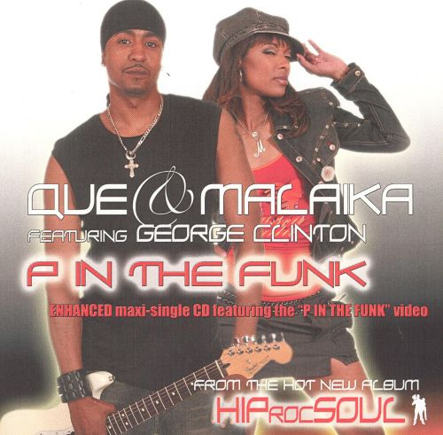 P in the Funk [US CD]