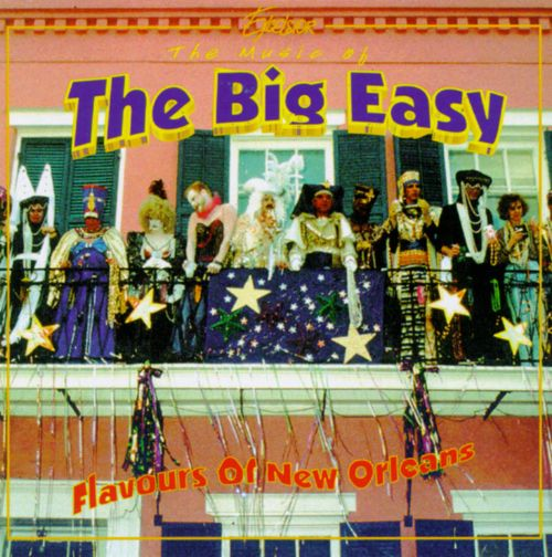 Music Of The Big Easy Flavours Of New Orleans Excelsior