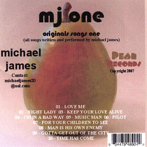 MJ One: Originals Songs One