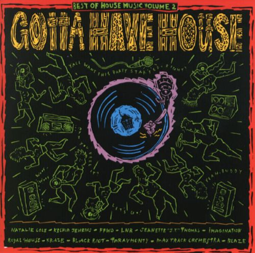 Best of House Music, Vol. 2: Gotta Have House