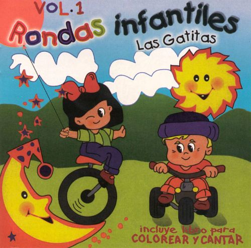 Rondas Infantiles, Vol. 1 [Musical Productions]