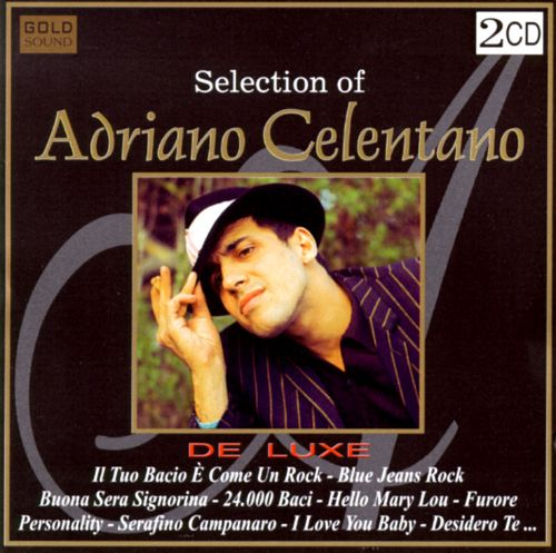 selection of adriano celentano adriano celentano songs reviews credits allmusic. Black Bedroom Furniture Sets. Home Design Ideas