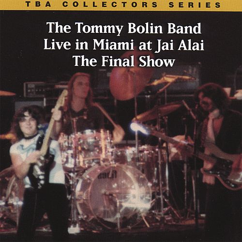 Live in Miami at Jet Alai: The Final Show