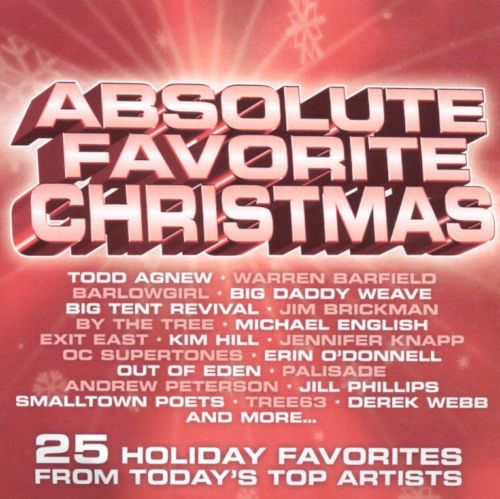 Absolute Favorite Christmas [Fervent Single Disc]