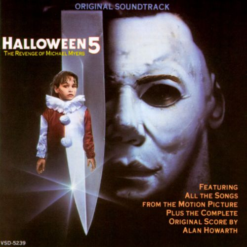 halloween 5 the revenge of michael myers - Halloween The Movie Song