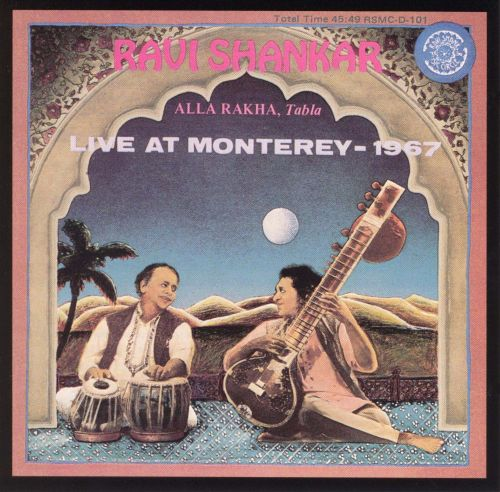 Live at Monterey 1967