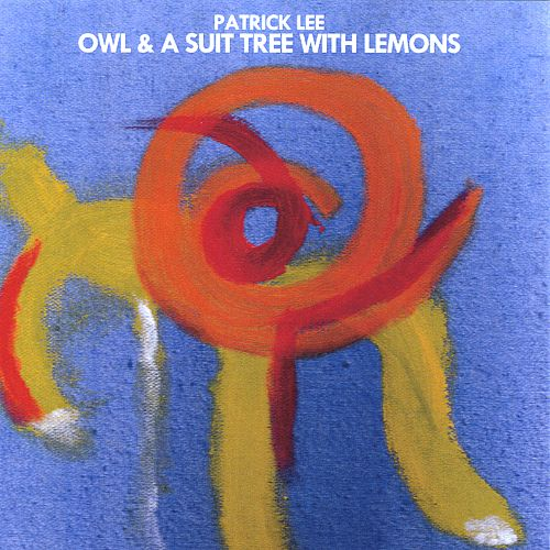 Owl & a Suit Tree with Lemons