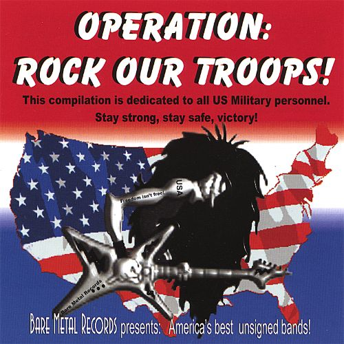 Operation: Rock Our Troops