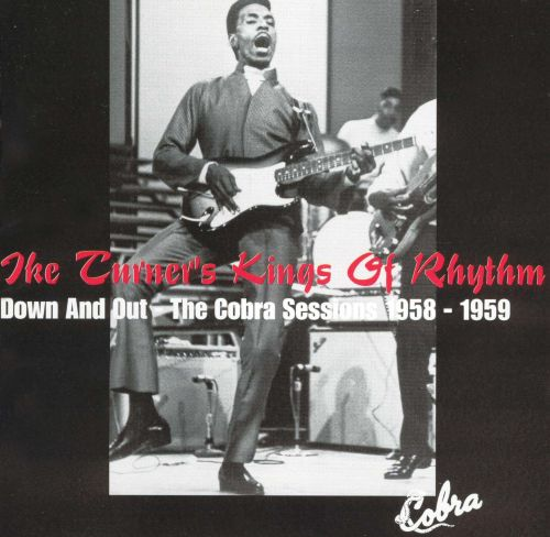 Down and Out: The Cobra Sessions 1958-1959