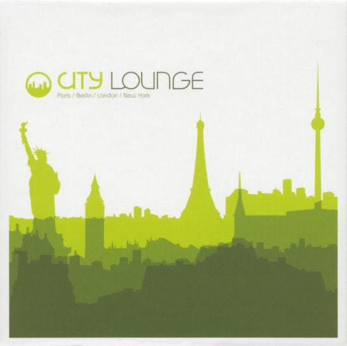 City Lounge: New York-London-Paris-Berlin
