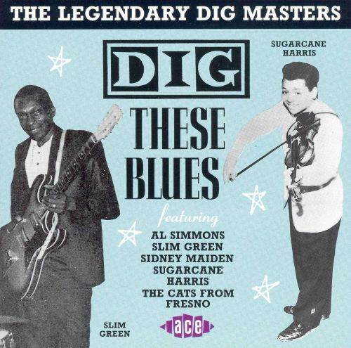 Dig These Blues: The Legendary Dig Masters