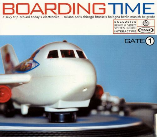 Boarding Time: Gate One