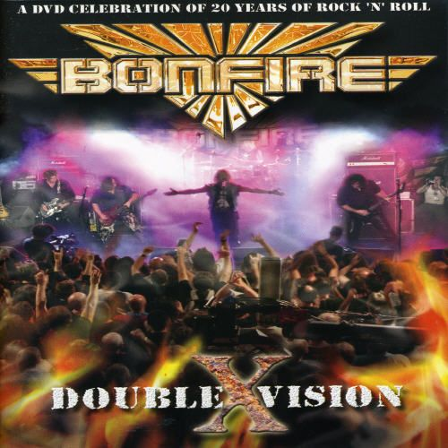 Double Vision: Live [DVD]