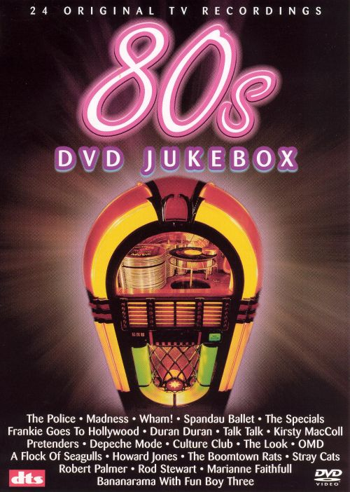 The 80's DVD Jukebox