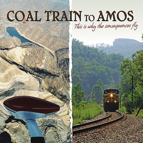 Coal Train to Amos