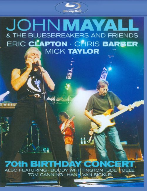 The 70th Birthday Concert [DVD]