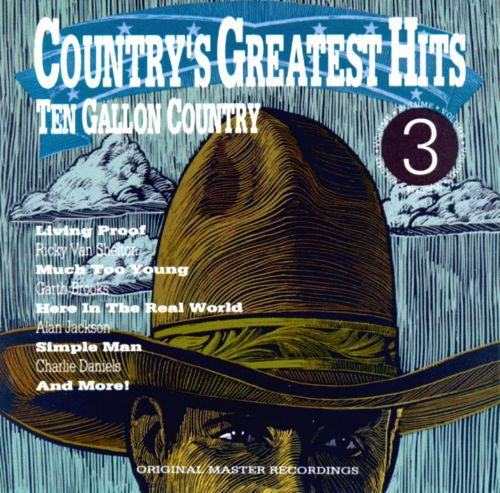 Country's Greatest Hits, Vol. 3: Ten Gallon Country