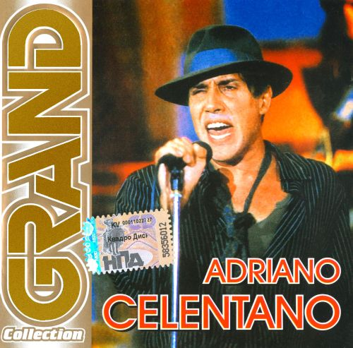 grand collection adriano celentano songs reviews credits allmusic. Black Bedroom Furniture Sets. Home Design Ideas